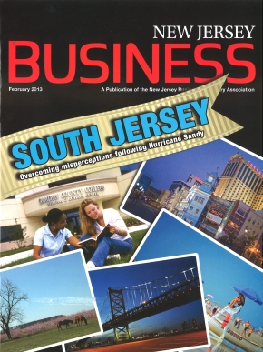 Whitesell Featured in NJ Business Magazine