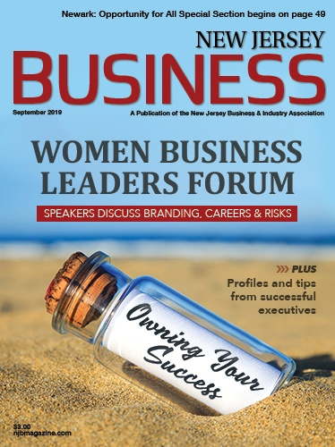New Jersey Business – September 2019 issue