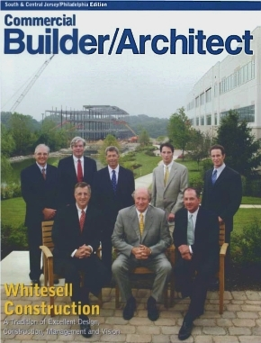 COMMERCIAL BUILDER/ARCHITECT Cover